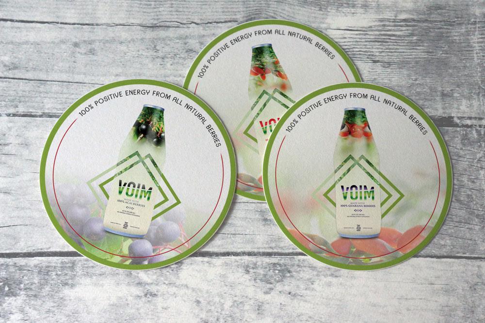 VOIM - Coaster Design
